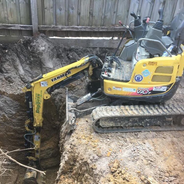 Excavator 1.7t 216